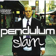 """Slam"" CD cover"