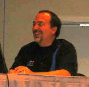 Peter Adkison - Peter Adkison at Origins Game Fair 2003