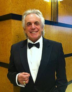 Peter Stringfellow British nightclub owner