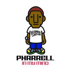 In My Mind (Pharrell Williams album) - Image: Pharrell In My Mind