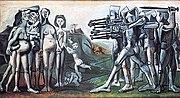 Pablo Picasso's Massacre in Korea (1951; in the Musée Picasso, Paris).