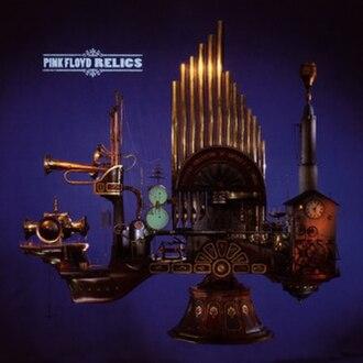 Relics (album) - Image: Pink Floyd Relics 1996 300