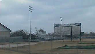 Chilton Independent School District - Pirate Field is home to the Chilton football team.