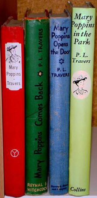 Mary Poppins - The first four Mary Poppins books