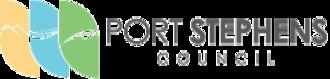 Port Stephens Council - Image: Portstephens logo