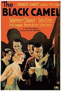 <i>The Black Camel</i> (film) 1931 film by Hamilton MacFadden