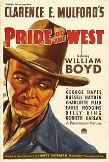 <i>Pride of the West</i> 1938 film by Lesley Selander