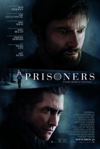 Prisoners (2013 film) - Image: Prisoners 2013Poster