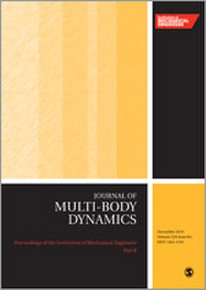 Proceedings of the Institution of Mechanical Engineers, Part K: Journal of Multi-body Dynamics - Image: Proceedings of the I Mech E K journal cover