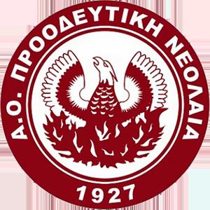 Proodeftiki F.C. - Image: Proodeftiki's emblem