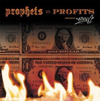 The Mix Tape (KRS-One album) - Image: Prophets vs profits KRS one