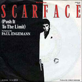 Scarface (Push It to the Limit) - Image: Push It to the Limit