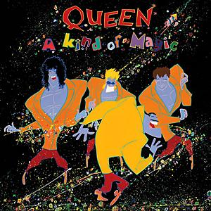 A Kind of Magic - Image: Queen A Kind Of Magic