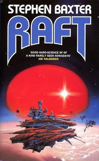 Raft (novel) - First edition