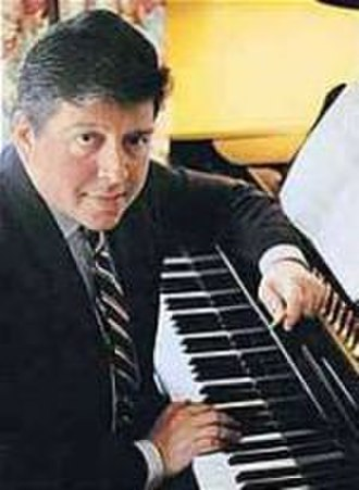 Joe Raposo - Joe Raposo at the piano.