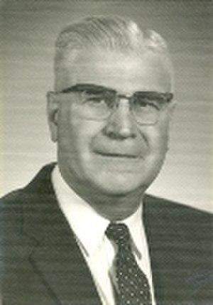 Rex Putnam - Image: Rex Putnam portrait
