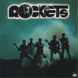 Rockets (Rockets album) - Image: Rockets Rockets