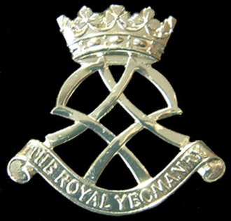 Royal Yeomanry - Image: Royal Yeomanry