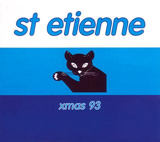 Xmas 93 single by Saint Etienne