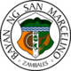 Official seal of San Marcelino