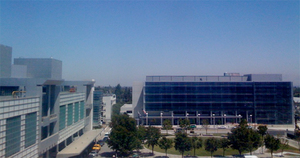 Santa Clara Valley Medical Center - Image: Santaclaravalleymedi calcenter