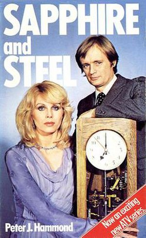 Sapphire & Steel - Image: Sapphire And Steel Book