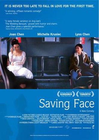 Saving Face (2004 film) - Saving Face film poster