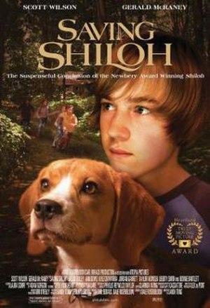 Saving Shiloh - Movie poster