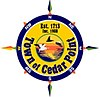 Official seal of Cedar Point, North Carolina