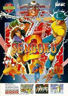 <i>Sengoku 2</i> 1993 video game