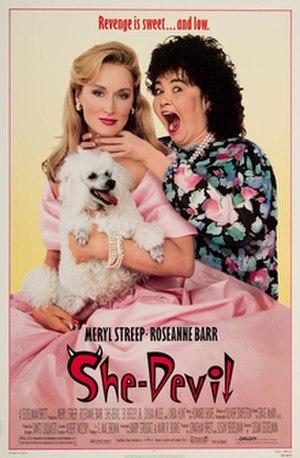 She-Devil - Film poster