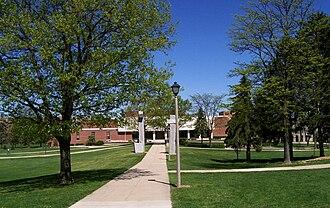 Shippensburg University of Pennsylvania - Lehman Library