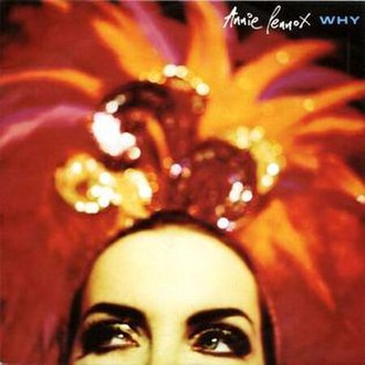 Why (Annie Lennox song) - Image: Single Why cover