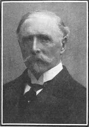 Sir Charles Swann, 1st Baronet - Sir Charles Swann c1910