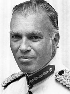 Roy Redgrave (British Army officer) - Image: Sir Roy Redgrave