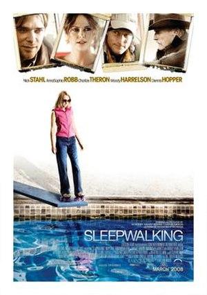 Sleepwalking (film) - Theatrical poster