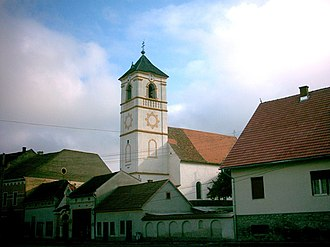 Ditrău - Szent Katalin Church