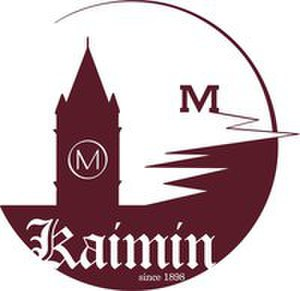 Montana Kaimin - Image: Smaller Kaimin logo