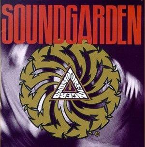 Badmotorfinger - Image: Soundgarden Badmotorfinger