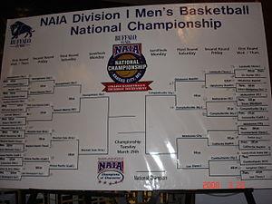 2008 NAIA Division I Men's Basketball Tournament - 2008 Buffalo Funds NAIA Men's Division I Basketball Tournament
