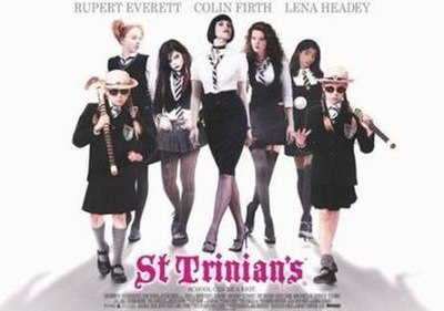 Picture of a movie: St. Trinian's