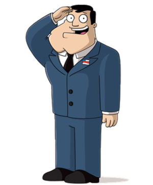 Stan Smith (American Dad!) - Image: Stan Smith