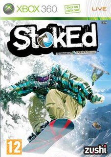 <i>Stoked</i> (video game)