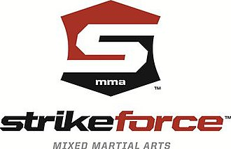 Strikeforce (mixed martial arts) - Image: Strikeforce Logo