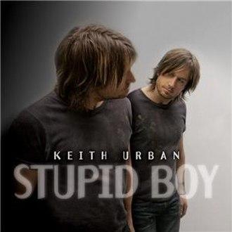 Stupid Boy - Image: Stupid Boy