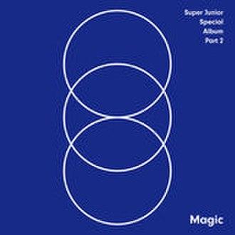 Devil (Super Junior album) - Image: Super Junior Magic