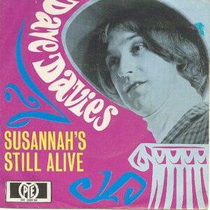 Susannah's Still Alive - Image: Susannah's Still Alive cover