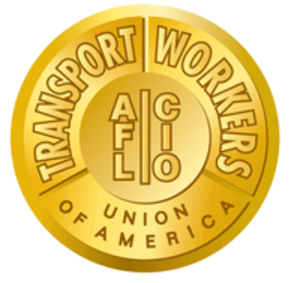 Transport Workers Union of America - Image: TWU America logo