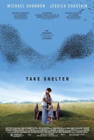 Take Shelter - Image: Take Shelter poster