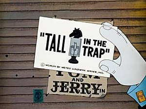 Tall in the Trap - Title card